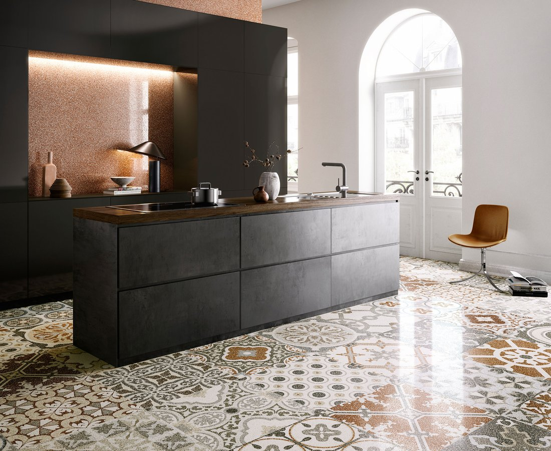 NEWDECO', Brown tiles by Ceramica Sant'Agostino