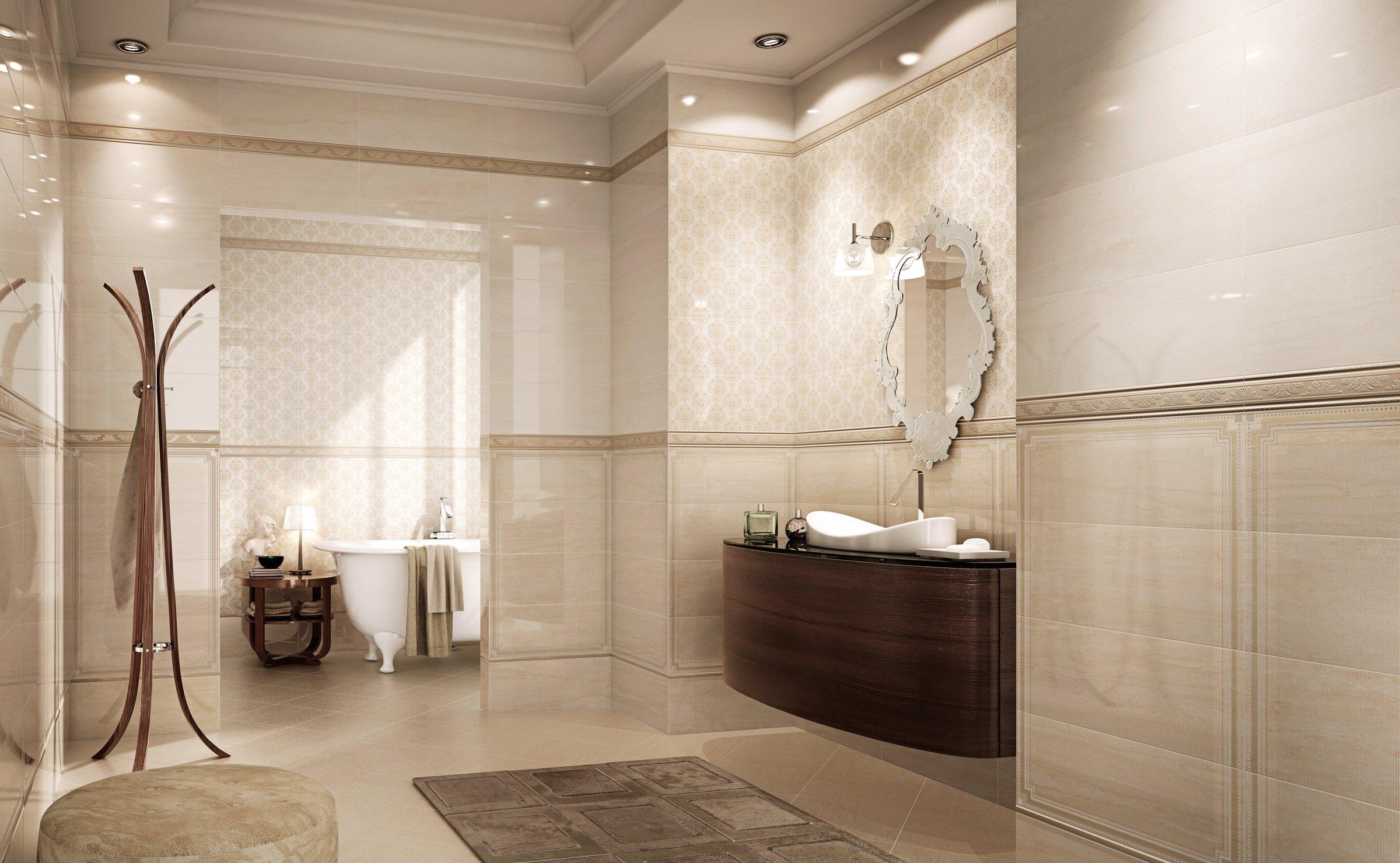 Pensiero: marble tiles | Ceramica Sant'Agostino