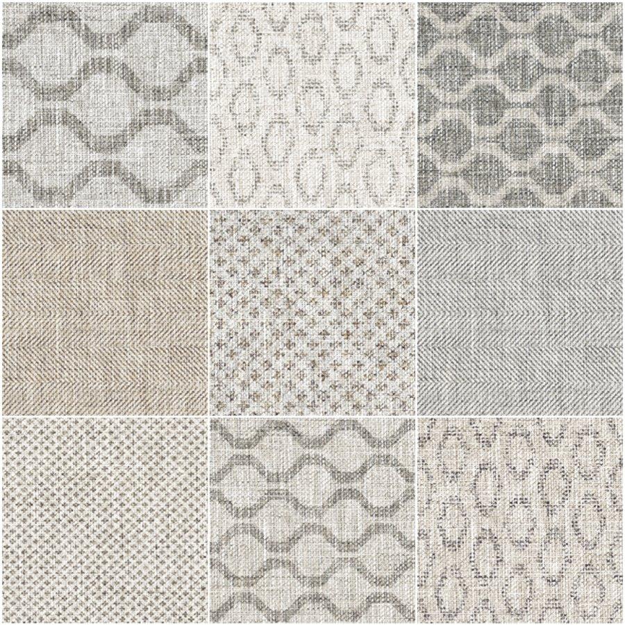 Fabric Effect Tiles Ceramica Sant Agostino